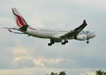 mojioさんが、成田国際空港で撮影したスリランカ航空 A330-243の航空フォト(飛行機 写真・画像)