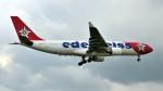 mojioさんが、成田国際空港で撮影したエーデルワイス航空 A330-223の航空フォト(飛行機 写真・画像)