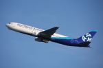 WING_ACEさんが、関西国際空港で撮影したアジア・アトランティック・エアラインズ 767-322/ERの航空フォト(飛行機 写真・画像)