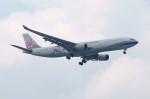 しんさんが、シンガポール・チャンギ国際空港で撮影したチャイナエアライン A330-302の航空フォト(写真)