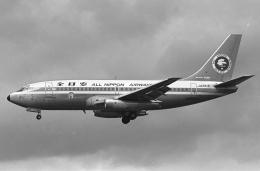 チャーリーマイクさんが、伊丹空港で撮影した全日空 737-281/Advの航空フォト(飛行機 写真・画像)