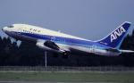 チャーリーマイクさんが、熊本空港で撮影した全日空 737-281/Advの航空フォト(写真)