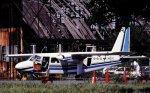 チャーリーマイクさんが、調布飛行場で撮影した新中央航空 BN-2A-20 Islanderの航空フォト(写真)