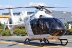 浦安ヘリポート - Urayasu Heliportで撮影された森ビルシティエアサービス株式会社の航空機写真