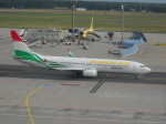PW4090さんが、フランクフルト国際空港で撮影したサモン・エア 737-93Y/ERの航空フォト(写真)