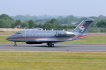Tomo-Papaさんが、フェアフォード空軍基地で撮影したデンマーク空軍 CL-600-2B16 Challenger 604の航空フォト(写真)