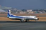 Gambardierさんが、名古屋飛行場で撮影した全日空 YS-11A-609の航空フォト(写真)
