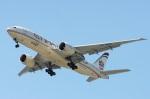 福岡空港 - Fukuoka Airport [FUK/RJFF]で撮影されたエティハド航空 - Etihad Airways [EY/ETD]の航空機写真