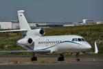 パンダさんが、羽田空港で撮影したPERIMETER ROAD SERVICES LLC Falcon 900EXの航空フォト(写真)