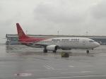 delawakaさんが、武漢天河国際空港で撮影した深圳航空 737-8Q8の航空フォト(飛行機 写真・画像)