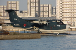 WING_ACEさんが、新明和工業 甲南工場で撮影した海上自衛隊 US-2の航空フォト(飛行機 写真・画像)