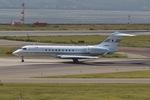 T.Sazenさんが、関西国際空港で撮影した国土交通省 航空局 BD-700-1A10 Global Expressの航空フォト(写真)