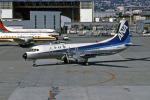 Gambardierさんが、伊丹空港で撮影したエアーニッポン YS-11A-609の航空フォト(写真)