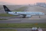 uhfxさんが、関西国際空港で撮影したエジプト航空 A330-243の航空フォト(飛行機 写真・画像)
