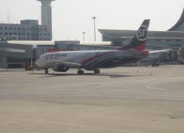 yhさんが、瀋陽桃仙国際空港で撮影したSF エアラインズ 737-429(SF)の航空フォト(飛行機 写真・画像)
