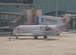 yhさんが、瀋陽桃仙国際空港で撮影した中一航空 CL-600-2B19 Challenger 850の航空フォト(飛行機 写真・画像)