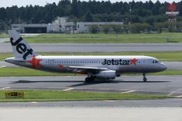 Y-Kenzoさんが、成田国際空港で撮影したジェットスター A320-232の航空フォト(飛行機 写真・画像)