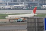 ふじいあきらさんが、羽田空港で撮影したウェルズ・ファーゴ・バンク・ノースウェスト A300B4-622Rの航空フォト(飛行機 写真・画像)