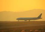 ふじいあきらさんが、広島空港で撮影した全日空 777-381/ERの航空フォト(写真)