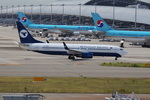 T.Sazenさんが、関西国際空港で撮影したMIATモンゴル航空 737-8ASの航空フォト(飛行機 写真・画像)