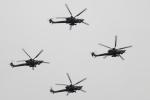 Koenig117さんが、ラメンスコエ空港で撮影したロシア空軍 Mi-28Nの航空フォト(写真)