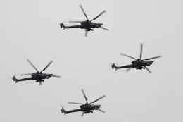 Koenig117さんが、ジュコーフスキー空港で撮影したロシア空軍 Mi-28Nの航空フォト(飛行機 写真・画像)
