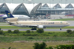 Tomo-Papaさんが、スワンナプーム国際空港で撮影したサウジアラビア航空 MD-11Fの航空フォト(飛行機 写真・画像)