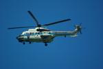 rjnsphotoclub-No.07さんが、静岡空港で撮影した海上保安庁 AS332L1 Super Pumaの航空フォト(写真)