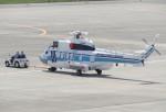 kixmeister弐さんが、神戸空港で撮影した海上保安庁 EC225LP Super Puma Mk2+の航空フォト(写真)