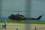rjnsphotoclub-No.07さんが、静岡空港で撮影した陸上自衛隊 UH-1Hの航空フォト(写真)