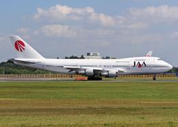 成田国際空港 - Narita International Airport [NRT/RJAA]で撮影された日本アジア航空 - Japan Asia Airways [EG/JAA]の航空機写真