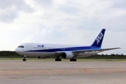 kumariairさんが、下地島空港で撮影した全日空 767-381の航空フォト(飛行機 写真・画像)