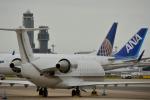 パンダさんが、成田国際空港で撮影した中国個人所有 CL-600-2B19 Challenger 850の航空フォト(写真)