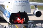 WING_ACEさんが、神戸空港で撮影したヴォルガ・ドニエプル航空 An-124-100 Ruslanの航空フォト(飛行機 写真・画像)