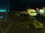 くいんけさんが、タンソンニャット国際空港で撮影した全日空の航空フォト(写真)