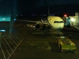 くいんけさんが、タンソンニャット国際空港で撮影した全日空の航空フォト(飛行機 写真・画像)