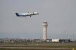 殿の絵巻物さんが、新千歳空港で撮影したANAウイングス DHC-8-402Q Dash 8の航空フォト(写真)