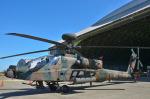 パンダさんが、下総航空基地で撮影した陸上自衛隊 AH-64Dの航空フォト(写真)