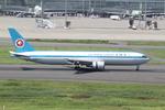 chalk2さんが、羽田空港で撮影した全日空 767-381の航空フォト(写真)