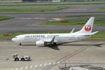 chalk2さんが、羽田空港で撮影したJALエクスプレス 737-846の航空フォト(写真)