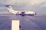 スーさんが、三沢飛行場で撮影した航空自衛隊 C-1FTBの航空フォト(写真)
