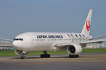 miyapppさんが、羽田空港で撮影した日本航空 777-246の航空フォト(写真)