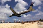プリンセス・ジュリアナ国際空港 - Princess Juliana International Airport [SXM/TNCM]で撮影されたUSエアウェイズ - US Airways [US/AWE]の航空機写真