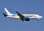 RA-86141さんが、アンタルヤ空港で撮影したスキャット・エアラインズ 737-322の航空フォト(写真)