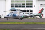 Chofu Spotter Ariaさんが、調布飛行場で撮影したベルハンドクラブ A109A Mk2の航空フォト(飛行機 写真・画像)