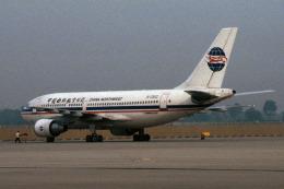 apphgさんが、西安咸陽国際空港で撮影した中国西北航空 A310-222の航空フォト(飛行機 写真・画像)
