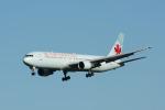 パンダさんが、成田国際空港で撮影したエア・カナダ 767-333/ERの航空フォト(飛行機 写真・画像)