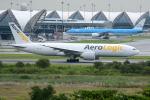 Tomo-Papaさんが、スワンナプーム国際空港で撮影したエアロ・ロジック 777-FZNの航空フォト(写真)