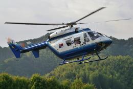apphgさんが、静岡ヘリポートで撮影した中日新聞社 BK117C-1の航空フォト(飛行機 写真・画像)