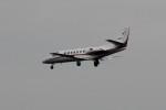 アイスコーヒーさんが、羽田空港で撮影した読売新聞 560 Citation Encore+の航空フォト(写真)